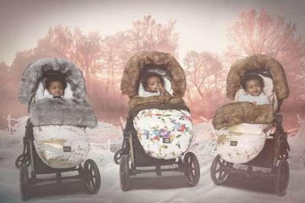 Spacer z dzieckiem w wózku? W chłodne dni tylko ze śpiworkiem